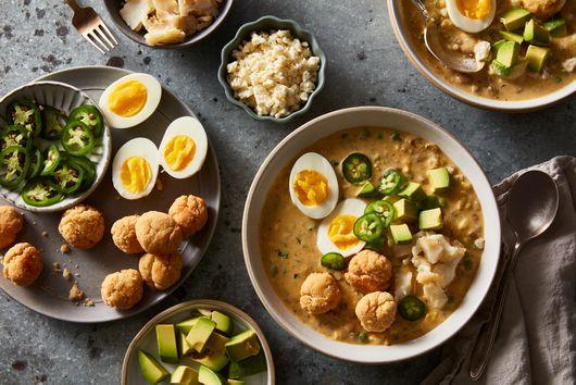 Fanesca (Ecuadorian Easter Soup)