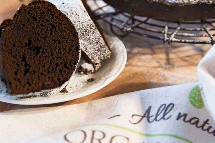 Blackstrap Molasses Gingerbread