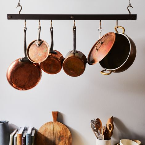 Hanging Bar Pot Rack