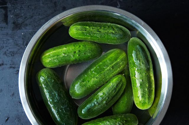 How to Make 7-Day Pickles
