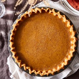 Pumpkin pie by porchapples
