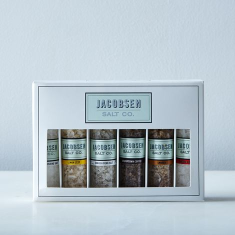 Jacobsen Salt Co. Salt Vial Gift Set