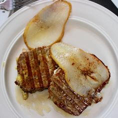 Grilled Banana Bread French Toast