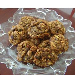 Ooey Gooey Magic Cookies