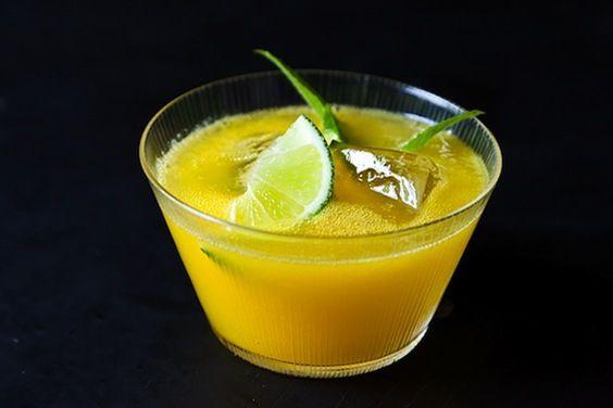 Mango Mint Limeade