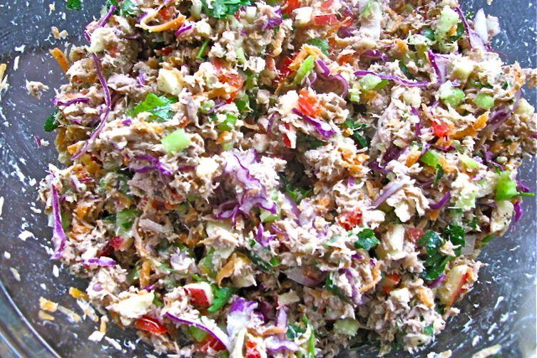 Fresh from the Garden Tuna Salad