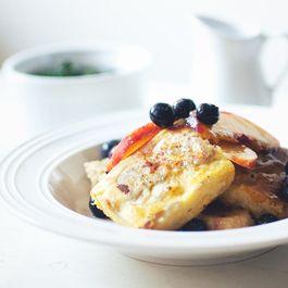 Easy Baked Pancakes – a kid friendly breakfast