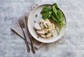 Top Your Turkey With This Creamy, Savory Sauce (Not Gravy!)