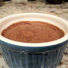 Chocolate Sponge Cups
