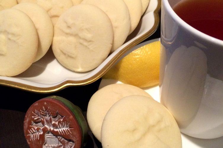 Margaret Main's Shortbread Cookies