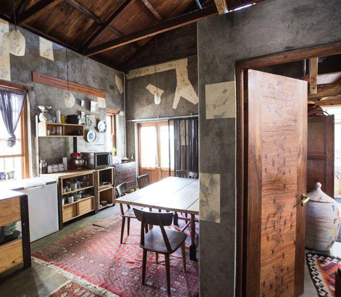 Design Sponge Industrial Cape Town Home