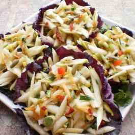 Apple Salsa Salad