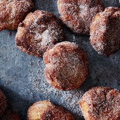 Cookie-Shaped Churros are Easy to Make (& Easier to Eat)