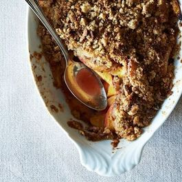 How to Make Any Fruit Crisp (or Crumble) in 5 Steps