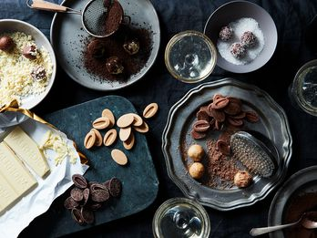 If You Can Stir Together Chocolate & Cream, You Can Make Truffles