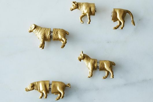 Animal Magnets & Card Holders