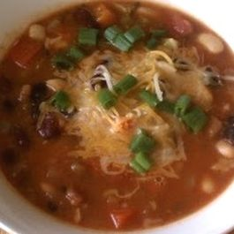 Easy and Healthy Vegetarian Chili