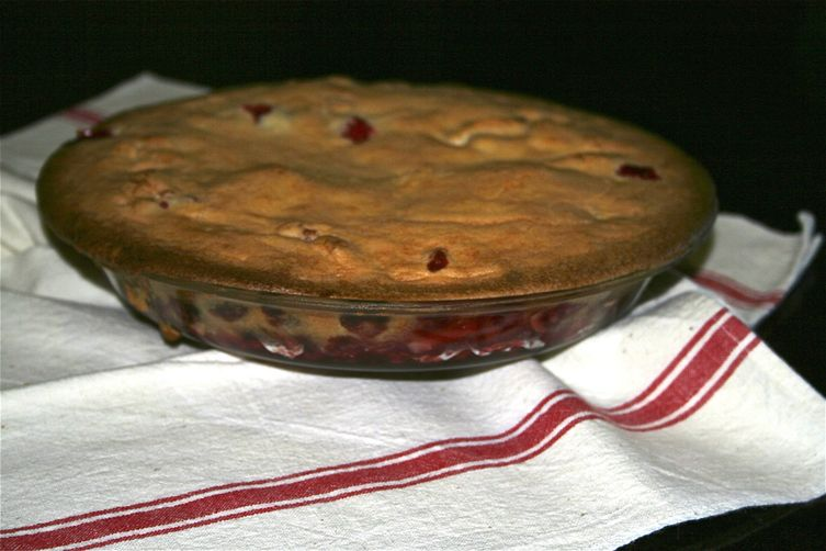NANTUCKET CRANBERRY COBBLER