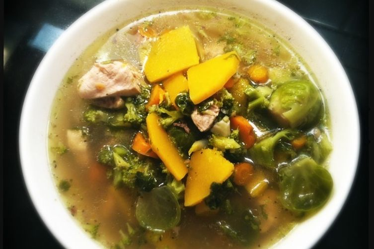 Chicken Soup For the Healthiest Soul