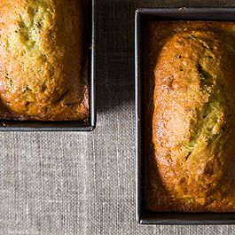 quick breads by Sally Debono