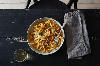 One-Pot Garlic Parmesan Pasta (a.k.a. the Lazy Cook's Fettuccine Alfredo) Recipe on Food52
