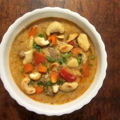 West African Chicken Peanut Stew