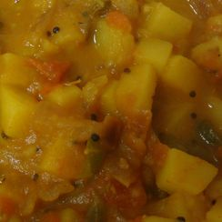 Potato Curry(homestyle)