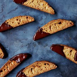 Orange-Pistachio Biscotti
