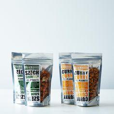 Curry & Szechuan Small-Batch Peanuts (4 Bags)