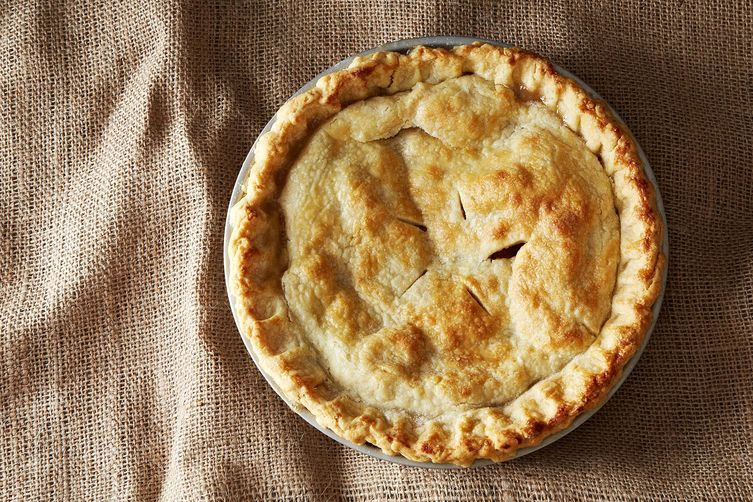 Apple pie from Food52