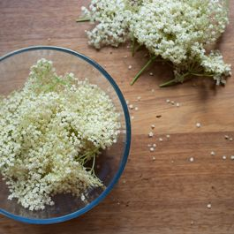 How To Make Homemade Elderflower Cordial