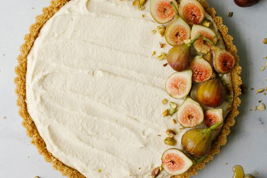Honey Mascarpone Tart