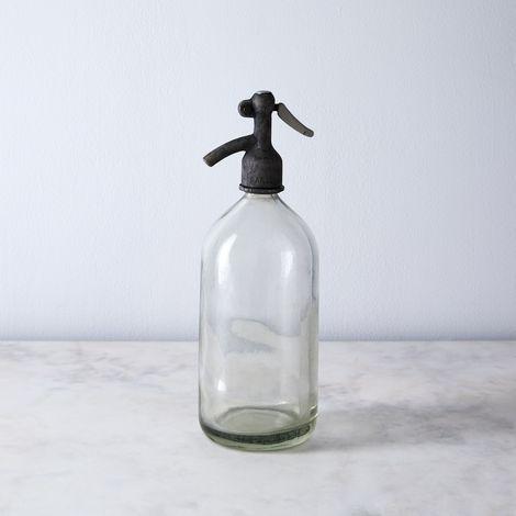 Vintage Found Paris Seltzer Bottle