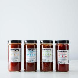 Gochujang (Korean Hot Sauce) Collection