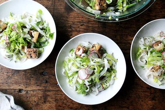 A Rice Noodle Salad Made to Be Riffed On—With Anything in Your Fridge