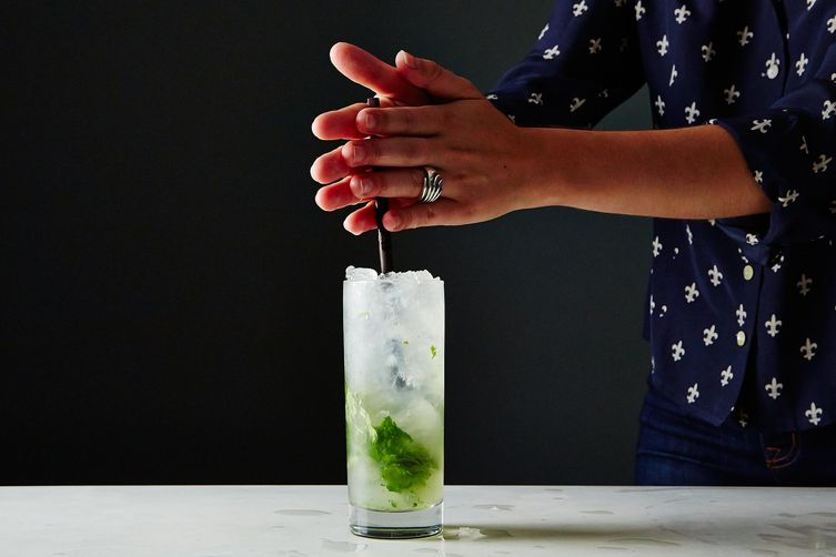 Queens Park Swizzle Recipe on Food52