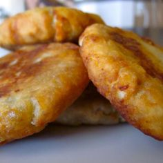 Hippo Bites: Sweet Potato Fritters with Prawn-Coconut Filling
