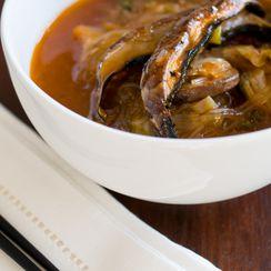Spicy Mushroom Soup
