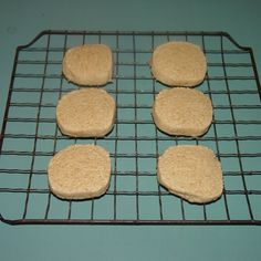 Grandma Ruth's Icebox Sugar Cookies