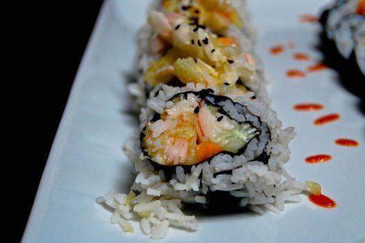 Sushi Extravaganza
