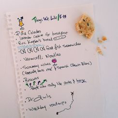 A List of Things We Like This Week