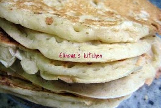 Yemenite flat bread - Lachuch