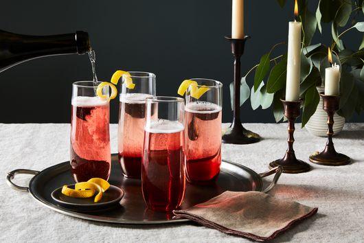 Mulled Wine Sparkler