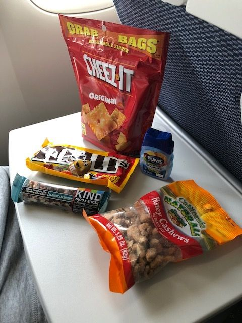 How to Pack the Ultimate Carry-On Bag of Snacks