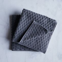Puchi Puchi Japanese Textured Bath Towels