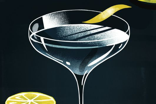 John deBary's Meal-Prepper Martini