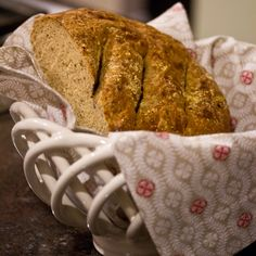 Herbal Tea Rye Bread