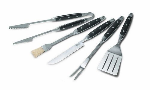 Viking BBQ Tool Set