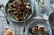 Roast Radicchio 'Til Soft & Sweet, Then Pile It On Cheese