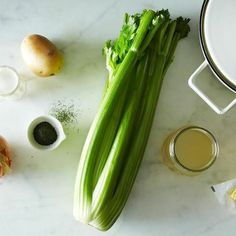 How to Use Up Your Last Limp Stalks of Celery